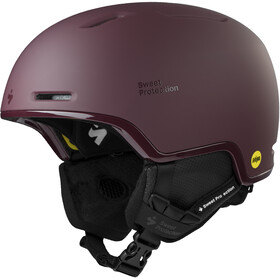Sweet Protection Looper MIPS Casco Uomo, matte meeko red